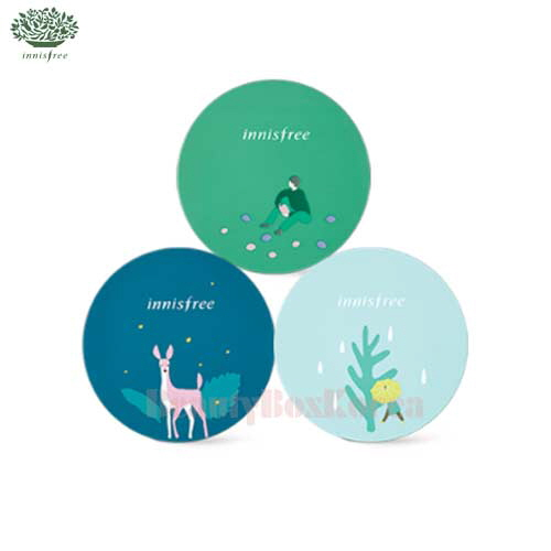 INNISFREE Cushion Case -3colors 1ea [Eco Hankie Limited]